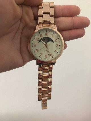 American eagle outfitters fancy watch(rosegold)