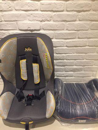 奇哥安全座椅(買一送一)