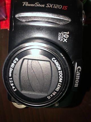 Canon Powershot SX120少用九成新😍😍