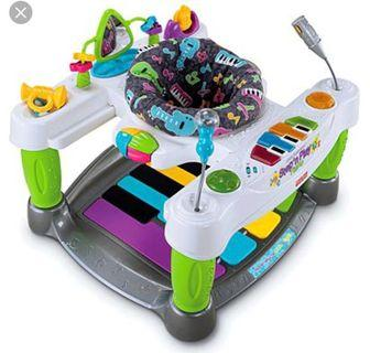 Fisher price step and learn piano