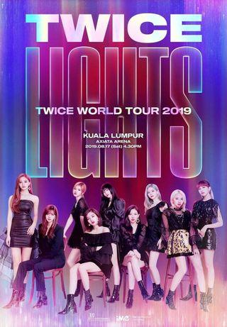 TWICE in KL (ticketing service)