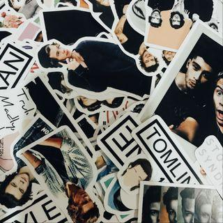 One Direction Sticker Pack 100++