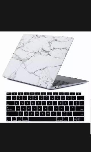 🚚 Macbook 12 Inch case - Marble pattern
