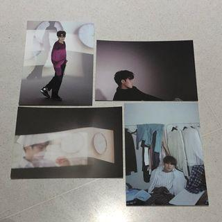 Seventeen Mingyu Director's Cut Postcards
