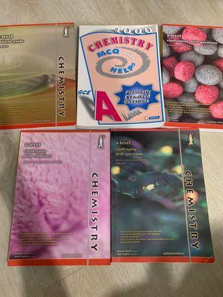 🚚 H1/H2 chemistry Books