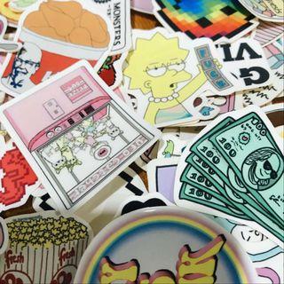 Tumblr Sticker Pack 50++