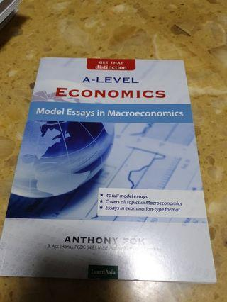 🚚 A Level Economics Model Essays in Macroecobmics