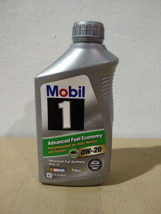 Mobil Engine Oil