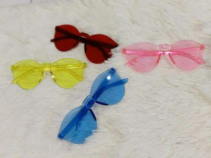 Candy colors glasses
