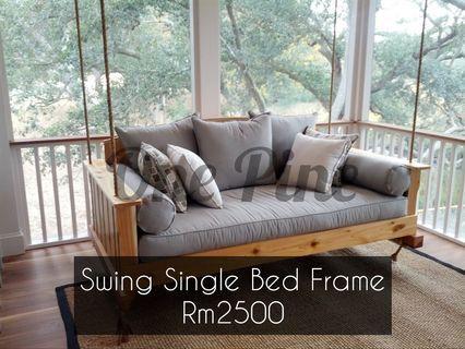 Swing Bed Frame