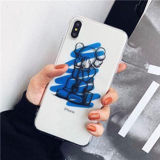 🚚 Kaws iPhone XS Max phone cover