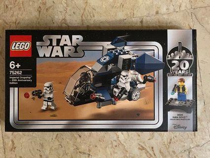 LEGO Star Wars 75262 20th Anniversary Edition Imperial Dropship