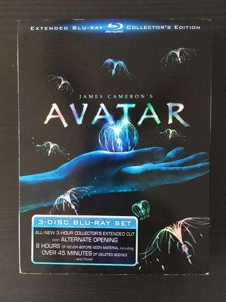Avatar collectors edition