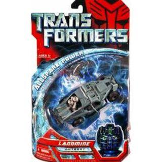 Transformers Movie Deluxe Class Landmine