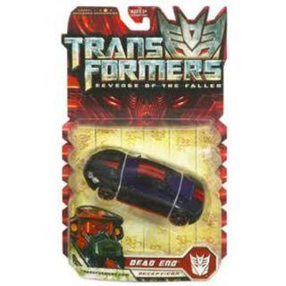 Transformers Revenge of the Fallen Movie Deluxe Class Dead End