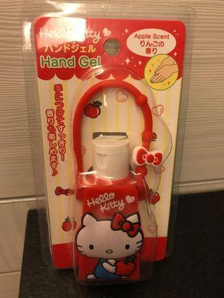 Hello Kitty消毒酒精攜帶版