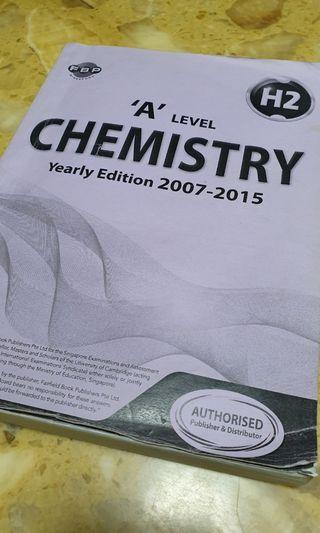 🚚 A Level H2 Chemistry TYS