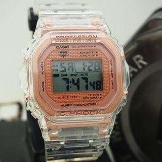 Gshock jelly