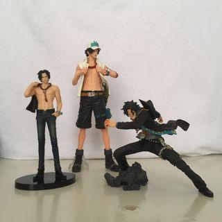 One Piece Figurines - Ace