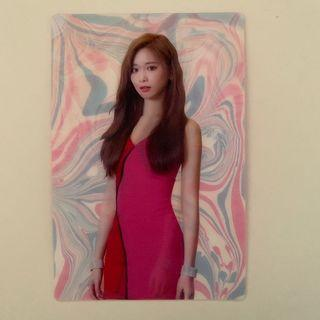 Wts Twice Fancy You Tzuyu Lenticular Card