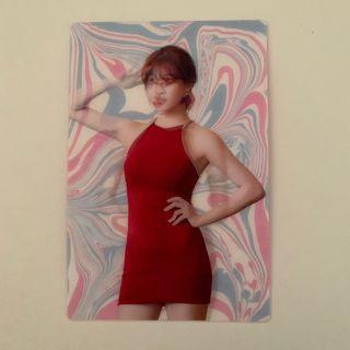 Wts Twice Fancy You Jihyo Lenticular card