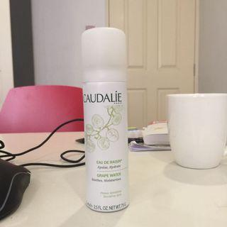 🚚 Caudalie grape water spray 75ml