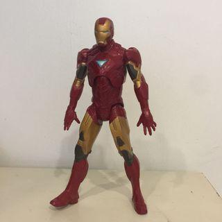 🚚 Iron Man
