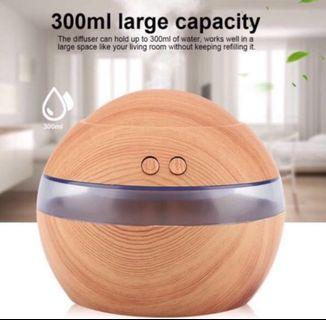 Ready stock- 300ml Usb aromatherapy diffuser