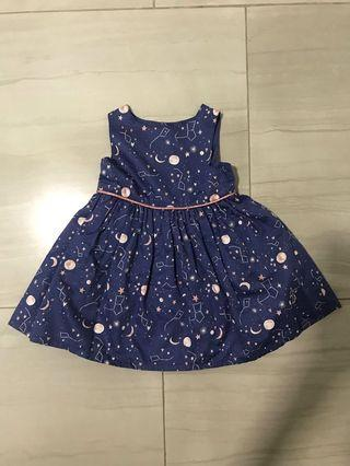 Young dimension dress