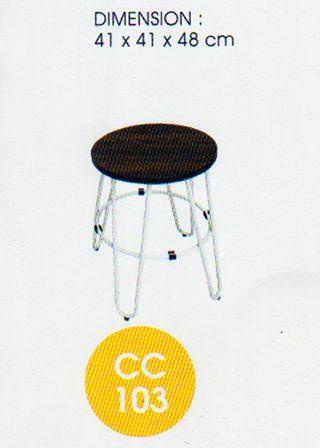 Kursi Cafe New Star CC-103