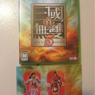 XBOX360 真三國無雙5中文版