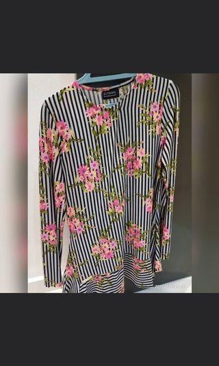 #GayaRaya Jelita Sara Baju Kurung