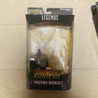marvel legends thanos baf proxima midnight infinity thanos infinity war civil avengers ironman captain America doctor strange shf antman civil