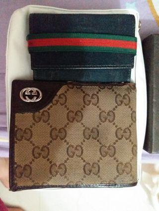 Gucci Wallet 同 鎖匙包