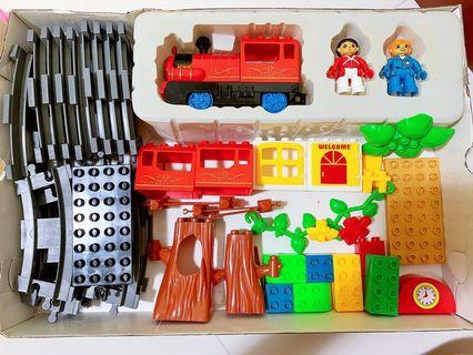 Motor functions Train set