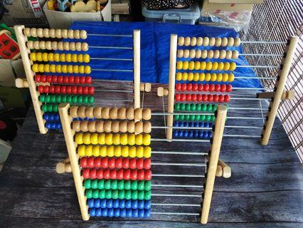 Wooden Abacus - IKEA