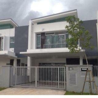 !!! Hari Raya !!!Bumi Lot 22x75 2S House rebate23k Freehold