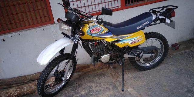 Jual murah suzuki TS 125cc tahun 1997