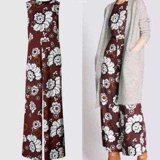 Marks and Spencer Floral Jumpsuit