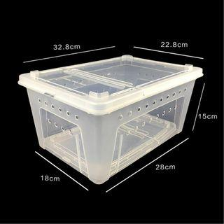 🚚 BN Reptile / Small Animals Box (XL)
