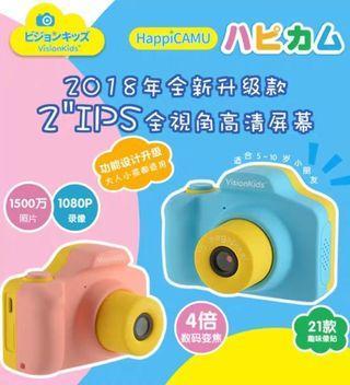 日本visionkids相機