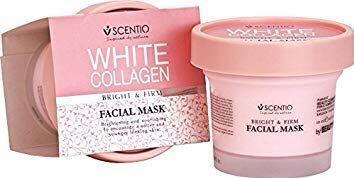Scentio White Collagen Facial Mask