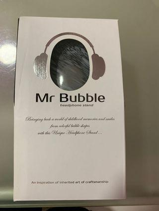 🚚 Mr bubble headphone stand