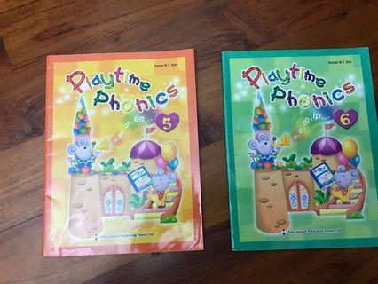 二手 Playtime Phonics 5 & 6 by Educational Publishing House Ltd