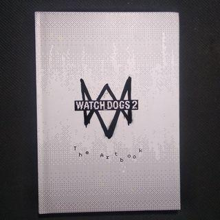 Watch Dogs 2 The Artbook