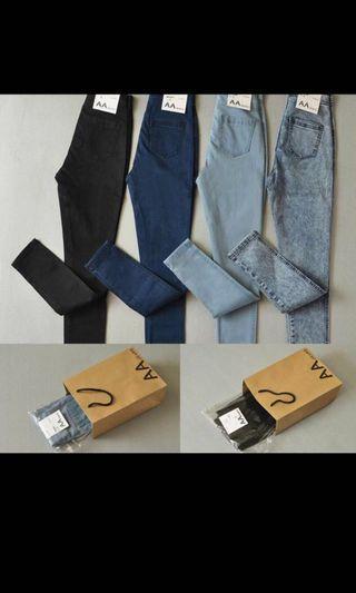 American Apparel Jeans