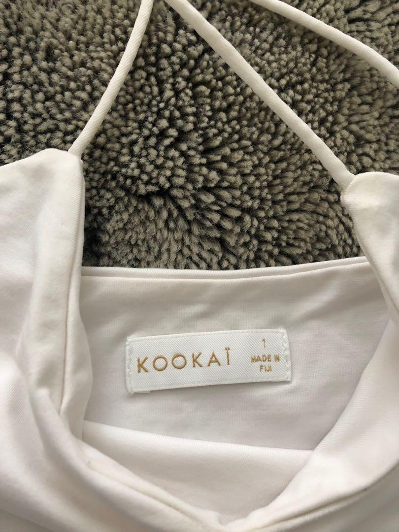 2 x Kookai Crop Tops