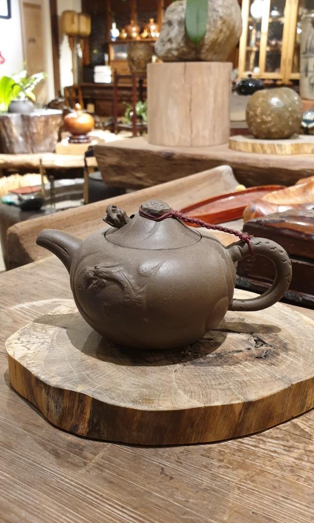 紫砂壺  14x9.5x7.5cm