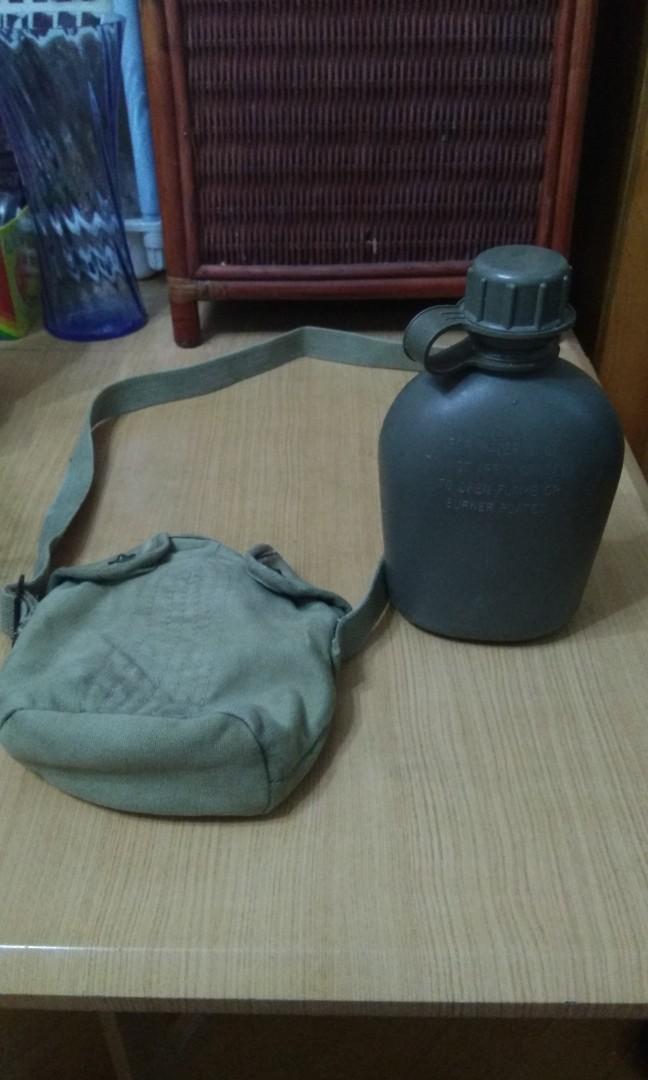 正廠美軍軍用水壺