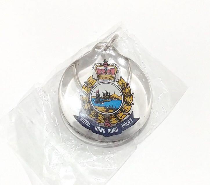 皇家香港警察匙扣